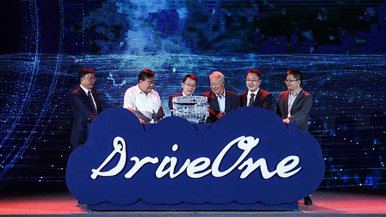 Huawei представила систему электропривода DriveOne для автомобилей