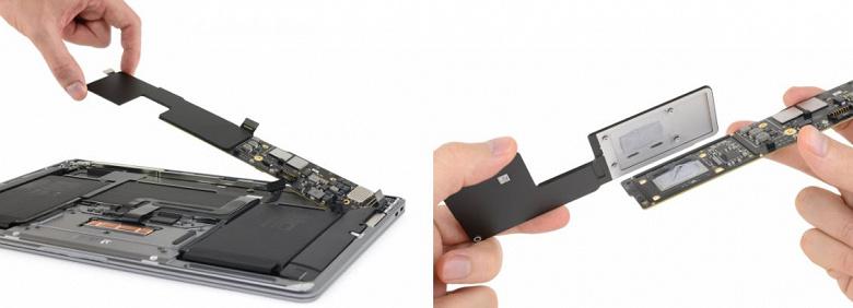 Найти 10 отличий – миссия едва ли выполнима. Что показало вскрытие новых MacBook на платформе Apple M1?