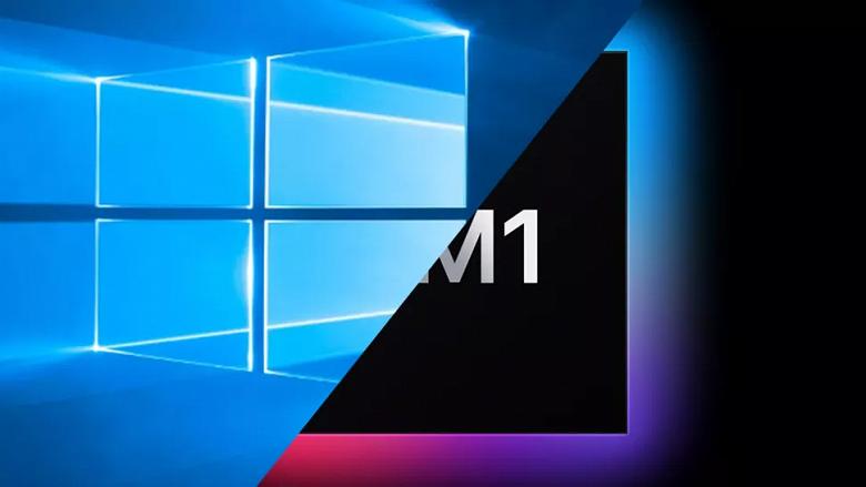 Windows можно запускать на новых компьютера Apple, вопрос только в разрешении от Microsoft