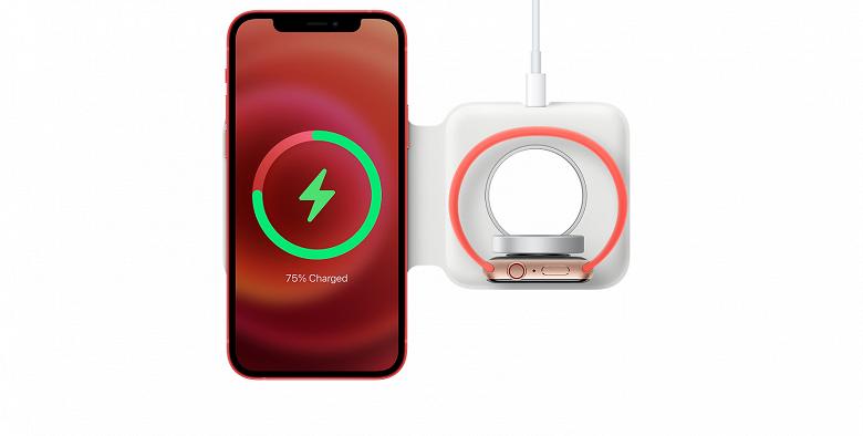 Странное ценообразование от Apple. Зарядка MagSafeDuoCharger стоит втрое больше обычной