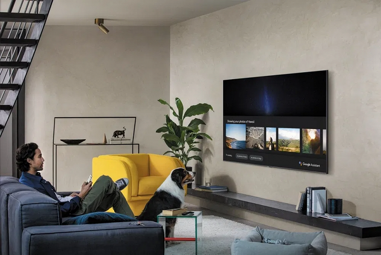 Умные телевизоры Samsung получили поддержку Google Assistant в Европе