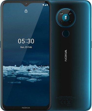 Nokia 5.4 выйдет раньше, чем ожидалось. Ждем более мощный процессор и экран с врезанной камерой