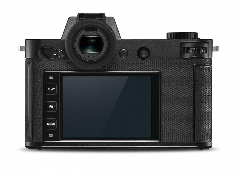 Представлена камера Leica SL2-S