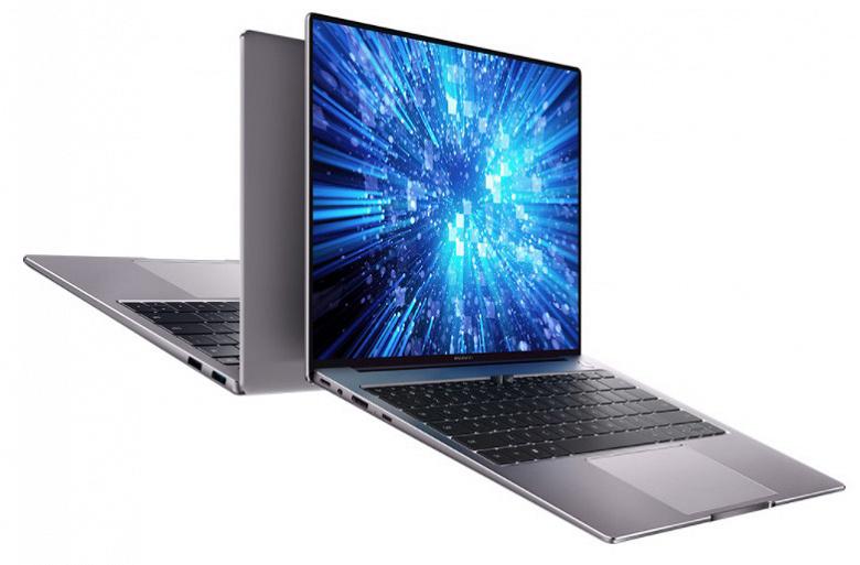 Huawei готовит свой самый неформатный ноутбук — с Kirin 990 и Linux