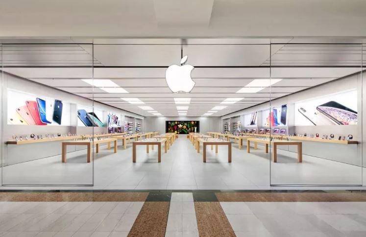 Apple закрыла почти 20% своих магазинов