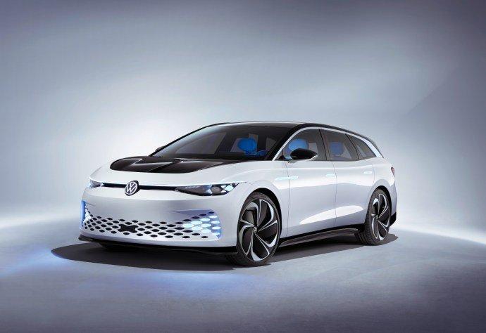 Запас хода 700 км и быстрая зарядка. Полностью электрическая замена Volkswagen Passat выйдет в 2023 году
