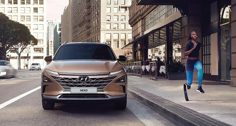 Совсем другой Hyundai. Корейская компания представила бренд водородомобилей HTWO