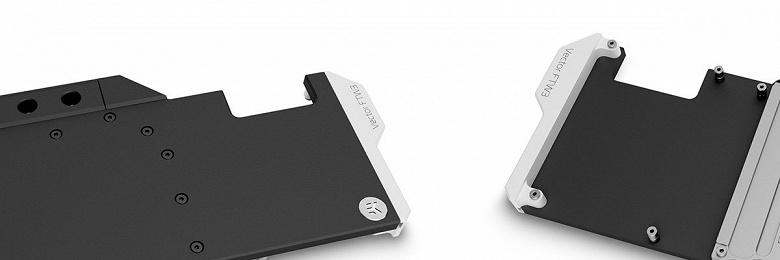 Водоблок EK-Quantum Vector FTW3 RTX 3080/3090 D-RGB предназначен для видеокарт EVGA FTW3 серии GeForce RTX 30