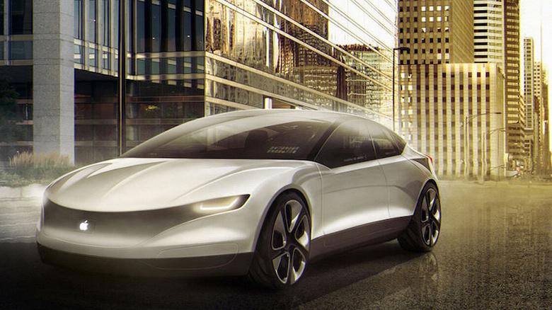 Электромобиль Apple Car выйдет вместе с iPhone 13 в сентябре 2021