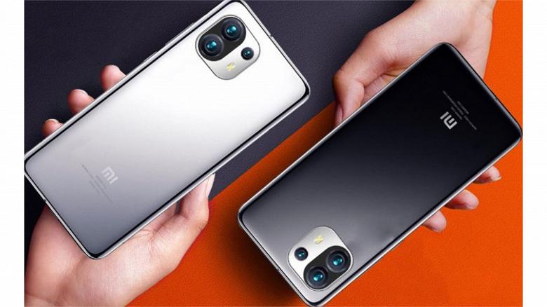 Первая фотография, сделанная на Xiaomi Mi 11
