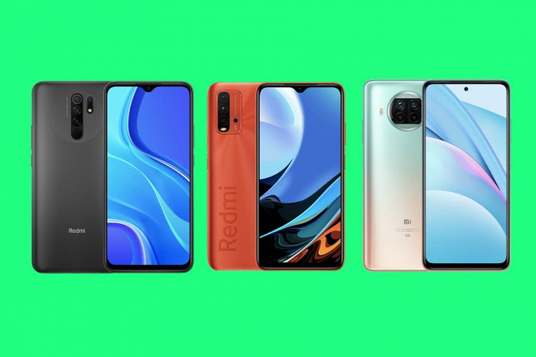 Redmi 9/9 Prime, Redmi Note 9 4G/Redmi 9 Power и Mi 10T Lite/Redmi Note 9 Pro 5G теперь могут получать кастомные прошивки