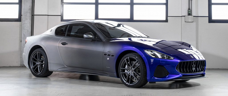 Maserati «электрифицирует» всю линейку автомобилей в течение ближайших пяти лет