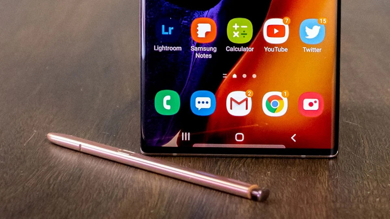 Samsung заказала дигитайзеры для распознавания S Pen в Galaxy S21 Ultra