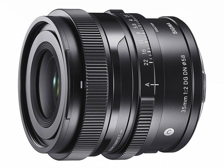 Полнокадровый объектив Sigma 35mm F2 DG DN | Contemporary выпускается в вариантах с креплением Sony E и Leica L
