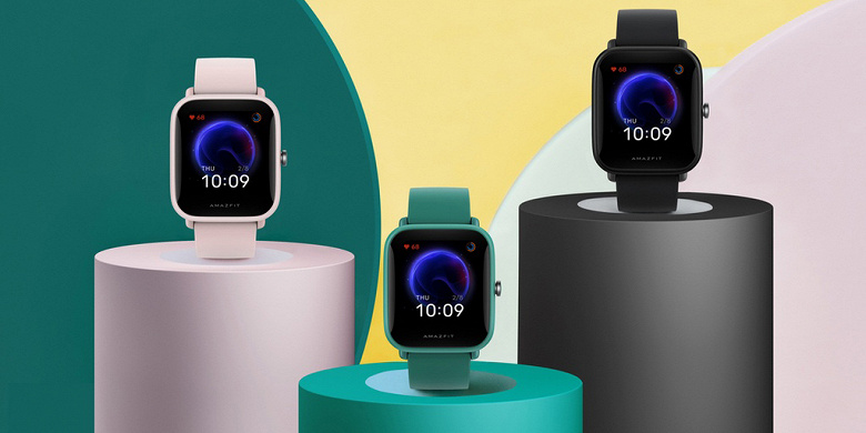 Представлены Amazfit Pop Pro — современные умные часы для экономных