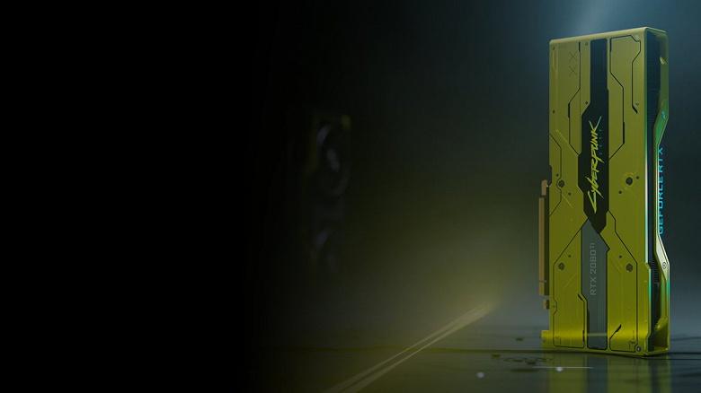 Видеокарты GeForce кладут на лопатки карты Radeon в новейшей Cyberpunk2077