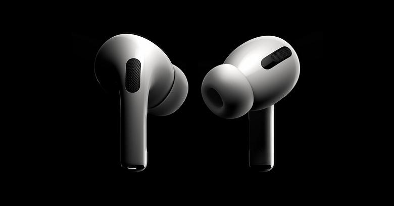 Apple AirPods 3 не получат систему активного шумодавления