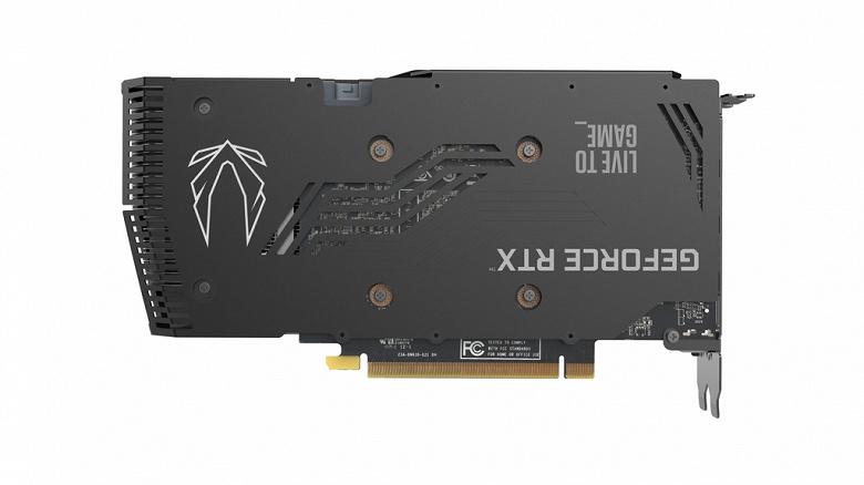 Видеокарты серии Zotac Gaming GeForce RTX 3060 Ti Twin Edge отличаются от референсного образца GeForce RTX 3060 Ti