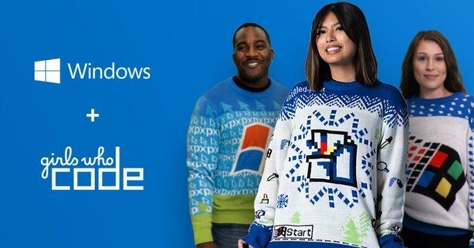Microsoft начала продавать «носимые» Windows XP, Windows 95 и Paint. Выглядят они странно и стоят по $70 за штуку