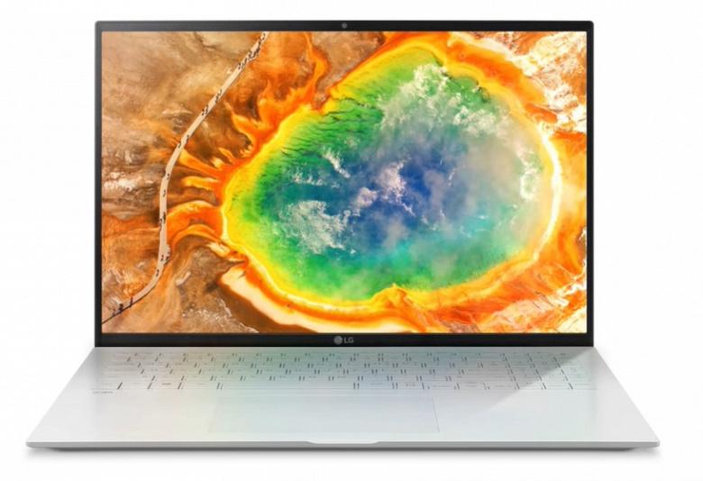 Такому позавидуют Apple MacBook Pro 16 и Honor MagicBook Pro 16. Представлен 16-дюймовый ноутбук LG Gram 16 массой всего 1,19 кг