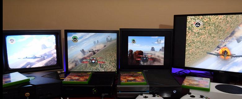 Xbox Series X/S умеют подключаться к оригинальной Xbox через System Link для игр по локальной сети