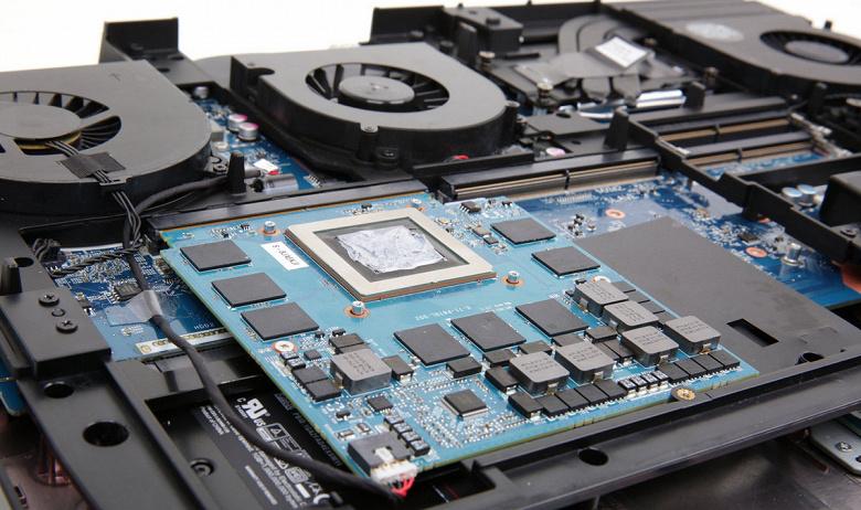Мобильные видеокарты GeForce RTX 3000 могут разочаровать. Они будут сильно урезаны относительно настольных адаптеров