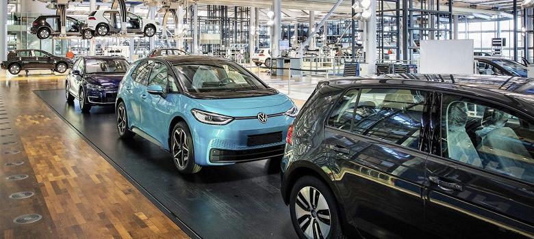 VW прекращает производство электромобиля e-Golf