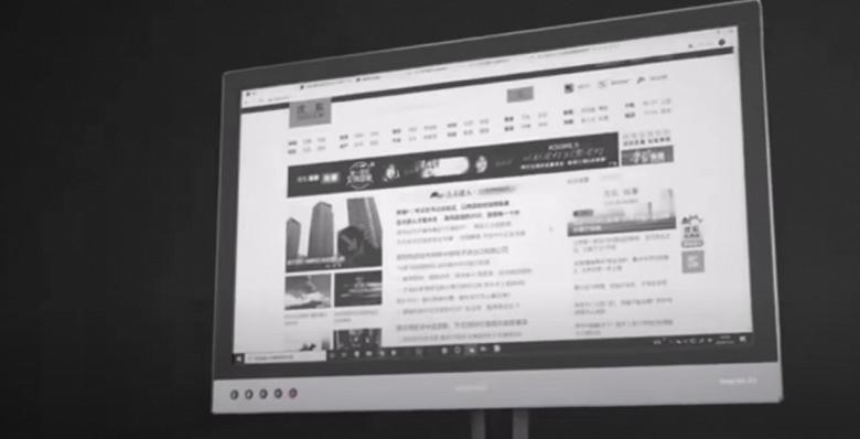 25-дюймовый монитор с экраном E Ink. Представлен Dasung Paperlike253