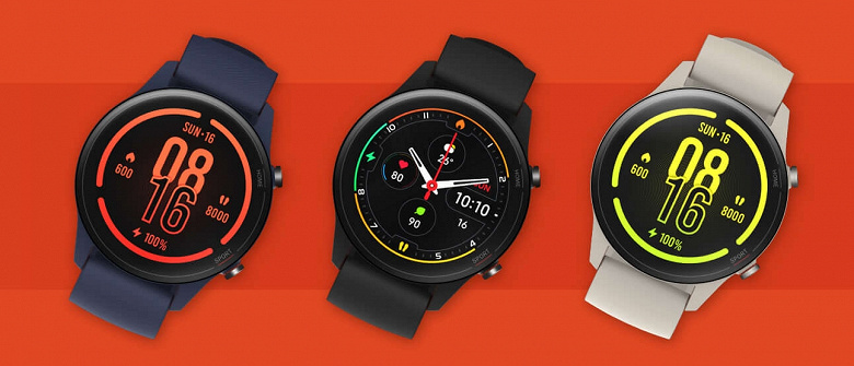 Стартовал предзаказ на первые умные часы Xiaomi в России