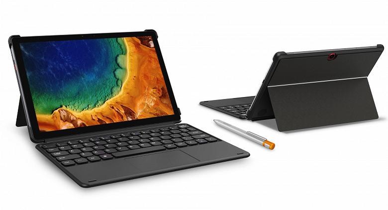 10 дюймов, GPS, Android 10, 4G, стилус и клавиатура. Представлен планшет 2-в-1 Chuwi SurPad