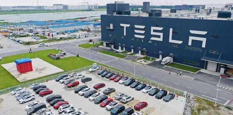Продажи Tesla в Китае достигли рекордного уровня