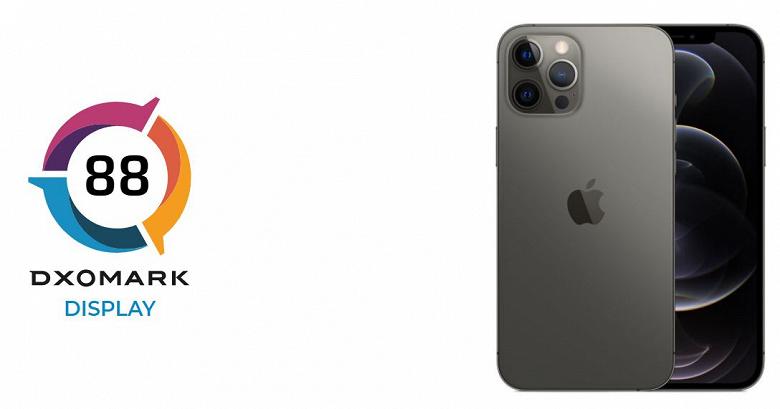 У iPhone 12 Pro Max определенно хороший экран, но не лучший