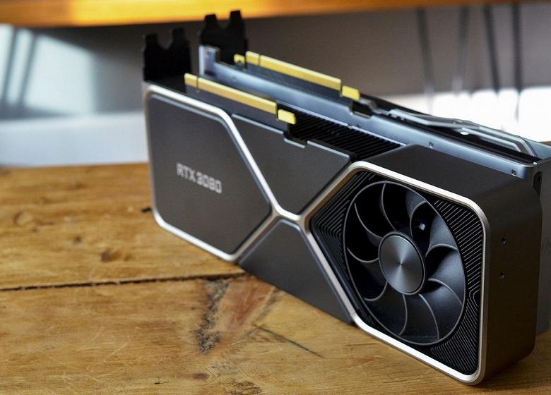 Нужно больше видеокарт GeForce, которые всё равно пока практически нельзя купить. GeForceRTX 3080Ti засветилась в драйвере HP