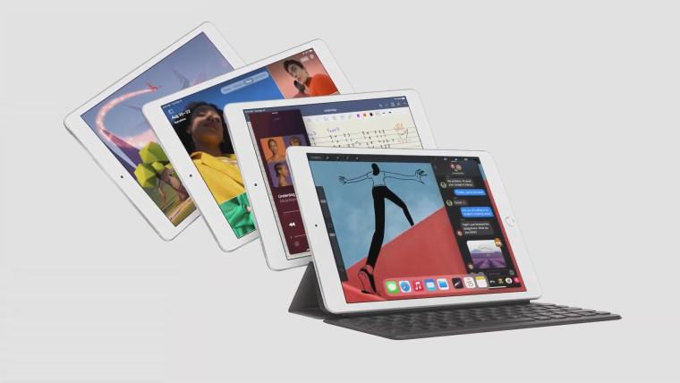 В 2020 году было продано более 160 млн планшетов