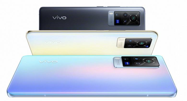 На что способны Exynos 1080 и 12 ГБ ОЗУ. Vivo X60 показал возможности в Geekbench