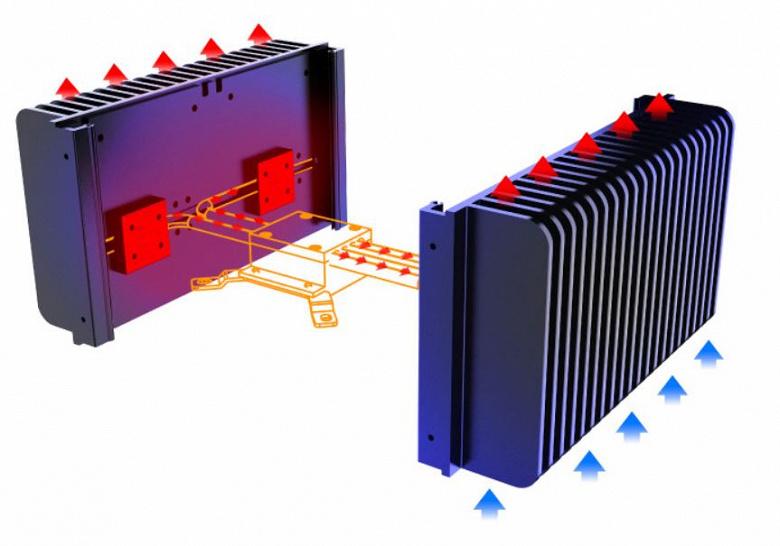 Корпус Akasa Maxwell Pro предназначен для бесшумного ПК на процессоре с TDP до 65 Вт
