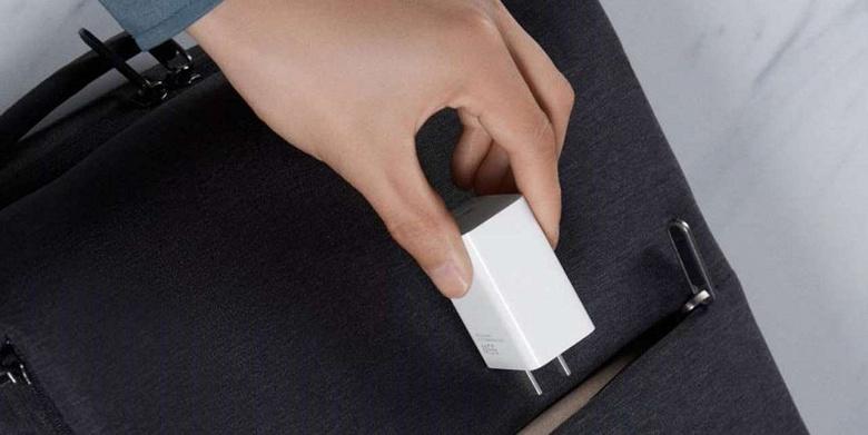 55-ваттное зарядное устройство для Xiaomi Mi 11 поступает в продажу в Китае