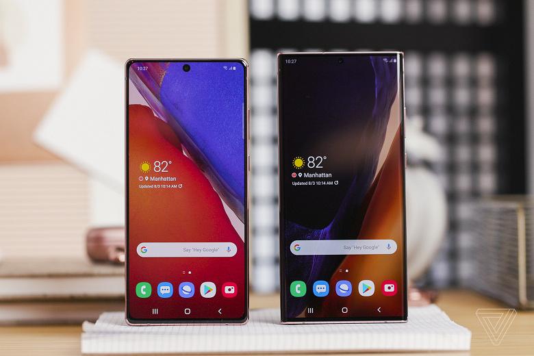 Samsung ушла в отрыв, а Xiaomi скоро будет вторым по величине производителем смартфонов