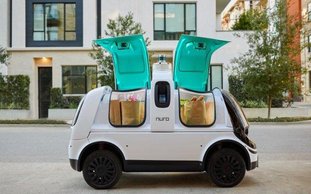 В Калифорнии разрешили коммерческую эксплуатацию беспилотных автомобилей Нуро