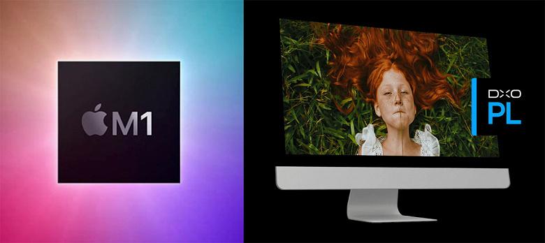 Программа DxO PhotoLab 4.1, оптимизированная для Apple M1, стала работать на новых компьютерах Apple в несколько раз быстрее