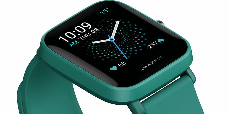 Умные часы Amazfit GTS 2 Mini и Amazfit Bip U вышли на мировой рынок по сниженным ценам