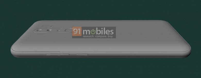 Рендеры Nokia 4.3 не оставляют ничего воображению