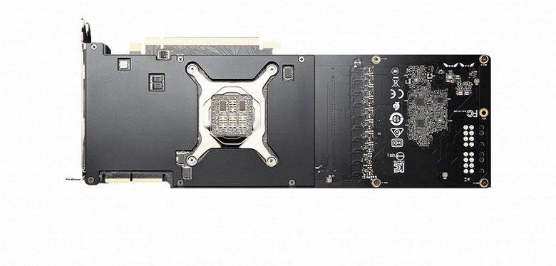 GeForceRTX 3090, которая «притворяется» культовой GeForce GTX 480. Представлена MSI GeForceRTX 3090Aero