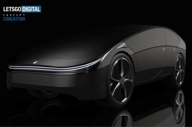 Как будет выглядеть электромобиль Apple? Дизайнер раздул Magic Mouse до размеров авто