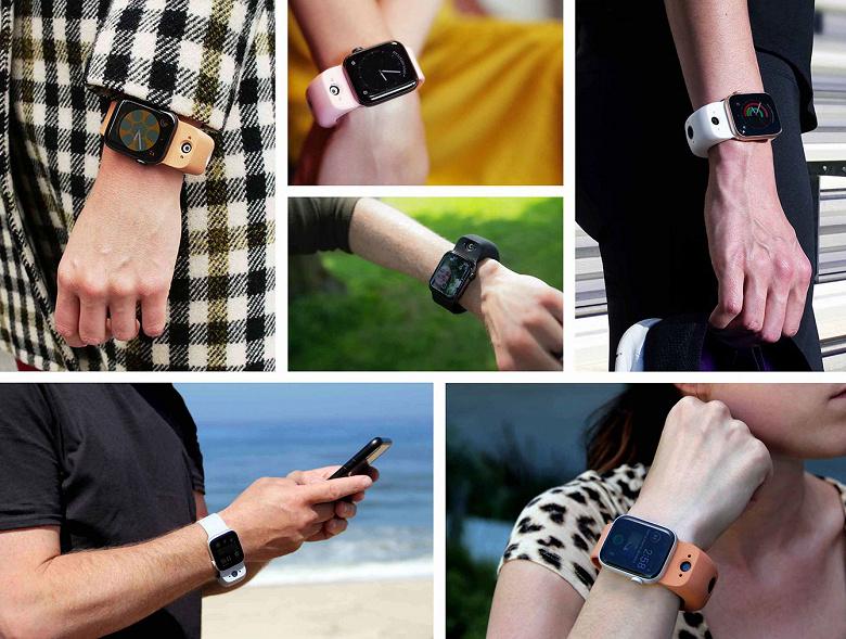 За 300 долларов в Apple Watch можно добавить две камеры