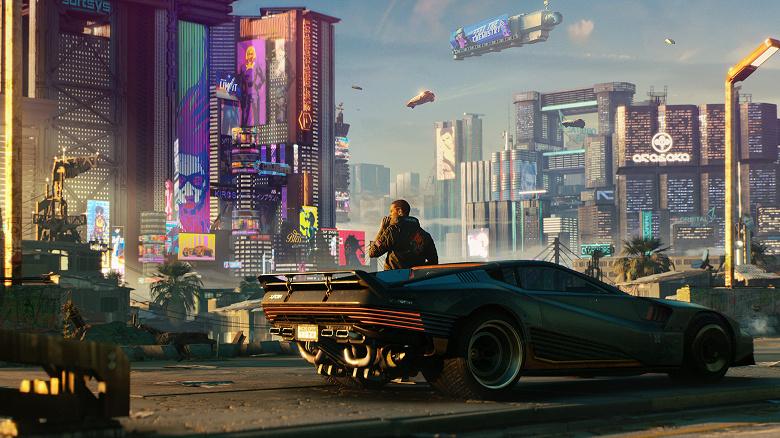 Cyberpunk 2077 снова отличился. Он стал самым красивым игровым проектом 2020 по версии Digital Foundry