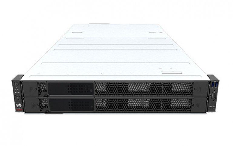 Huawei переводит серверы серии FusionServer Pro на процессоры Intel Cascade Lake Refresh