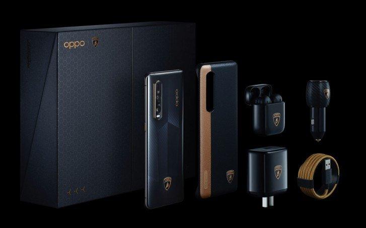 Стартовали продажи дорогущего Oppo Find X2 Pro Lamborghini Edition