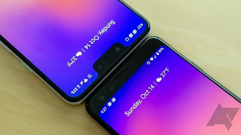 Google прекратила продажи своего самого уродливого смартфона. Pixel 3 XL и Pixel 3 уходят на покой