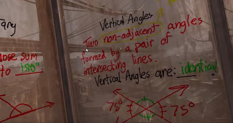 Учитель из США провёл урок геометрии в Half Life: Alyx